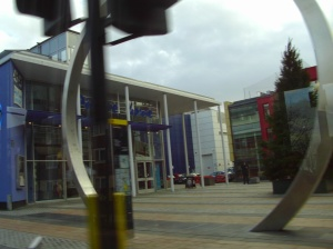 stratford PictureHouse 1stbDec 2012