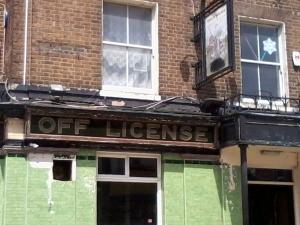 Chequers Pub e17