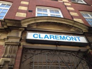 claremont building
