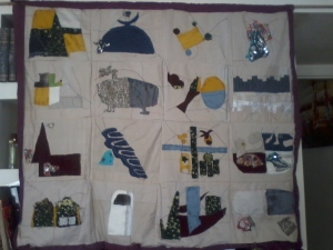 reminisecnce quilt