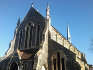 st andrews church E11