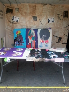Ragworks stall at View Tube